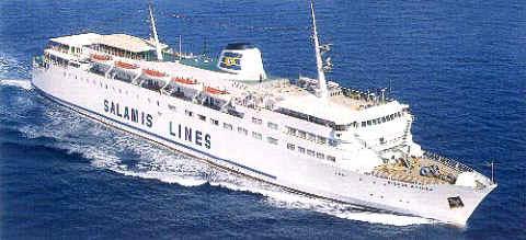 Nissos Kypros Ferry
