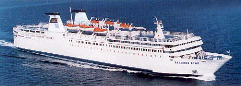 Salamis Star Cruise Ship