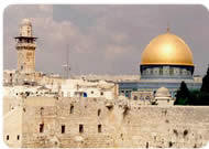 Excursions to Israel - Bethlehem, Jerusalem and more
