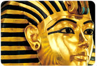 Visit Egypt and see not only the pyramids and the sphinx all in one day, see king Tut's mask i the Cairo museum.n