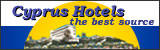 Cyprus hotels offering a wide selection of hotels in Cyprus