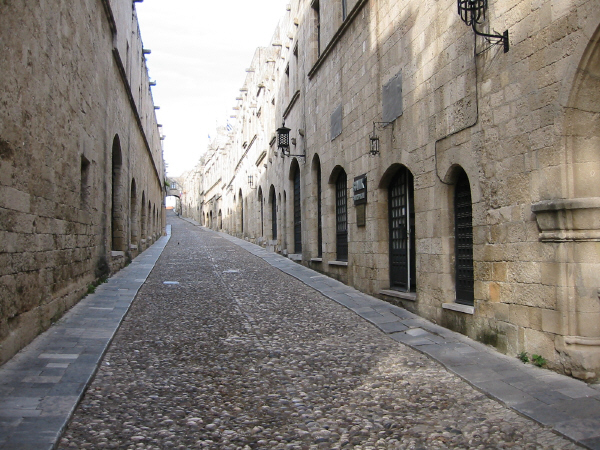 Rhodes Itineraries & Prices